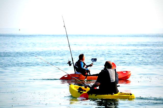 Kayak da pesca