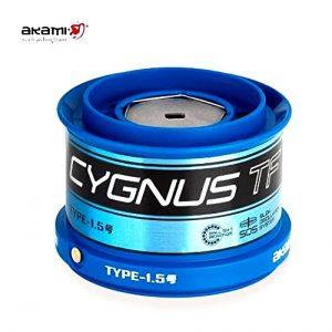 akami cygnus bobina blu