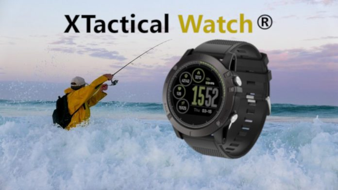 XTactical watch recensione