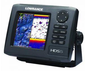 ecoscandaglio Lowrance HDS-5