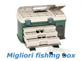 recensione migliori cassette da pesca
