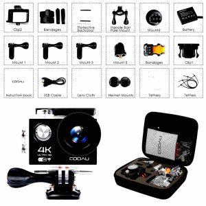 Miglior videocamera subacquea economica
