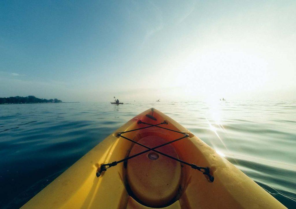 Migliori kayak da pesca