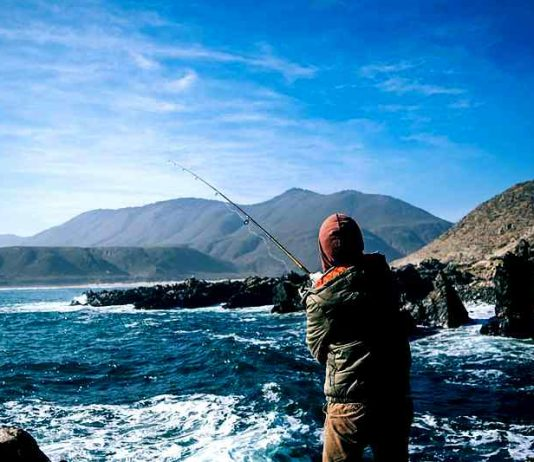 Pesca all'inglese