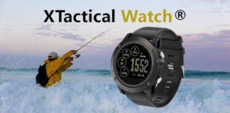 XTactical watch recensione