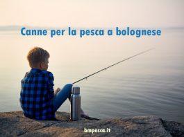 migliori canne per la pesca a bolognese recensione