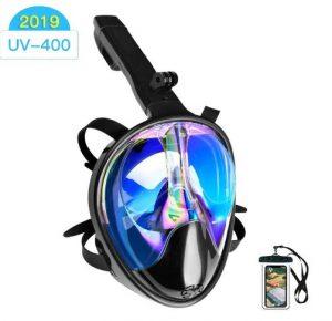 Arkmiido 180° Full Face maschera per lo snorkeling