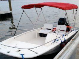 recensione miglior tendalino per barca