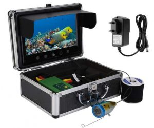 Bewinner telecamera portatile per la pesca subacquea