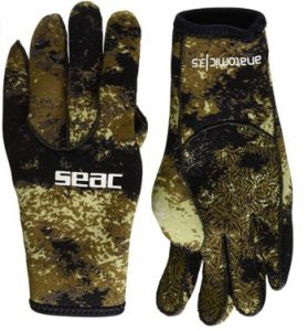 Guanti Seac Anatomic Camo Gloves