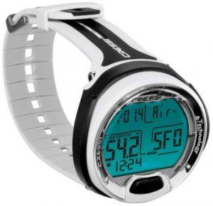 Orologio con profondimetro Cressi Leonardo Diving