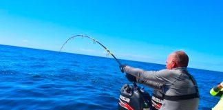 pesca a vertical jigging