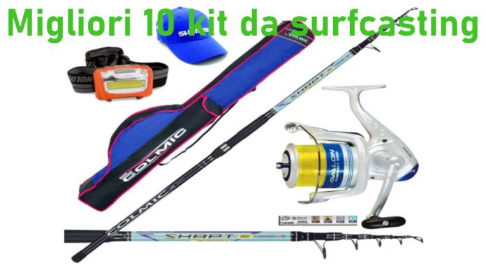 kit surfcasting