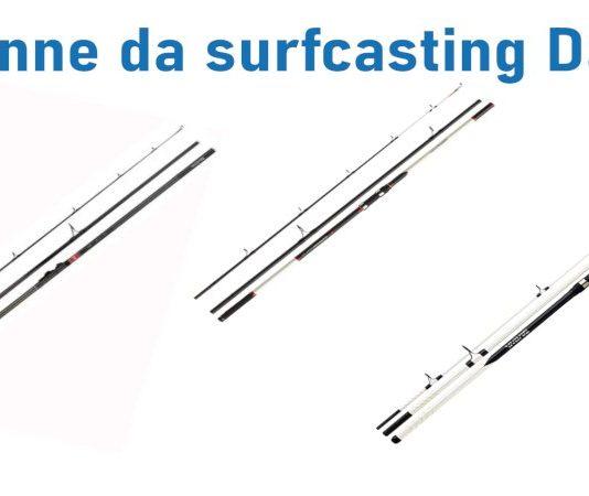 Canne da surfcasting Daiwa