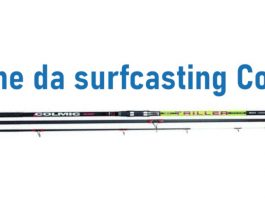 canna da surfcasting colmic