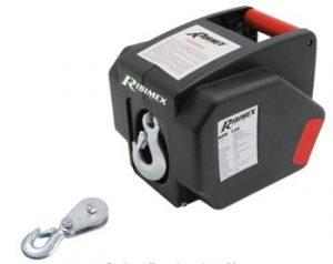 Verricello elettrico Ribimex PE 12 volt